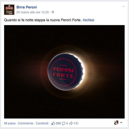instant-marketing-eclissi-20-marzo-peroni